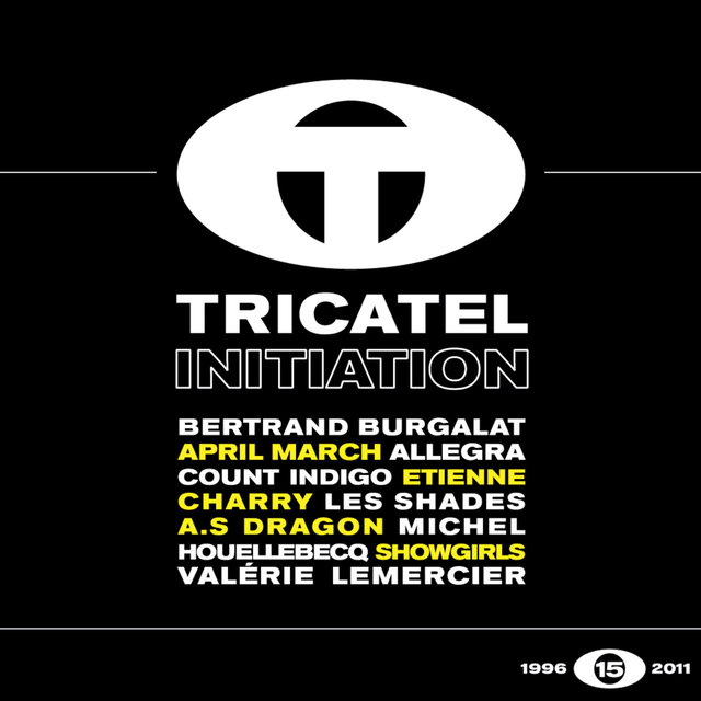 Couverture de Tricatel Initiation