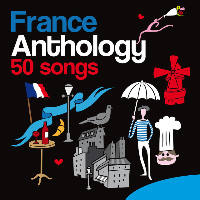 France Anthology: 50 Songs