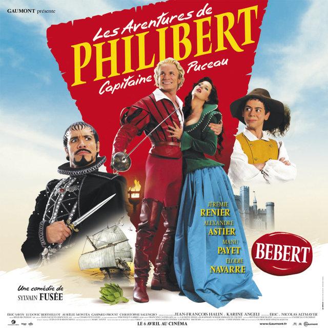 """Bebert (Musique issue de la bande originale du film """"Philibert, les Aventures de Capitaine Puceau"""")"""