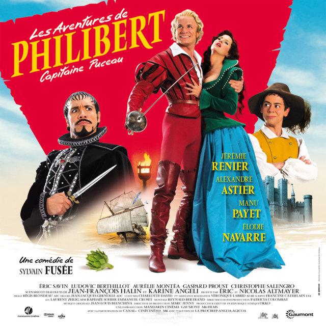 Philibert, les Aventures de Capitaine Puceau (Bande originale du film)