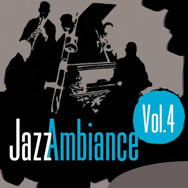 Couverture de 50 Jazz Ambiance, Vol. 4