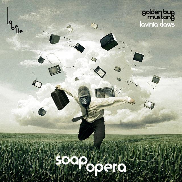 Couverture de Soapopera (feat. Lavinia Claws) - EP