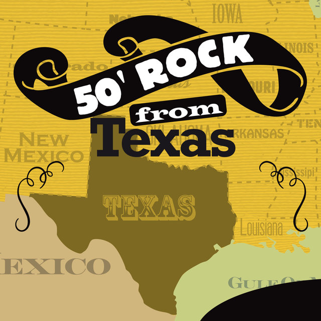 50' Rock From Texas