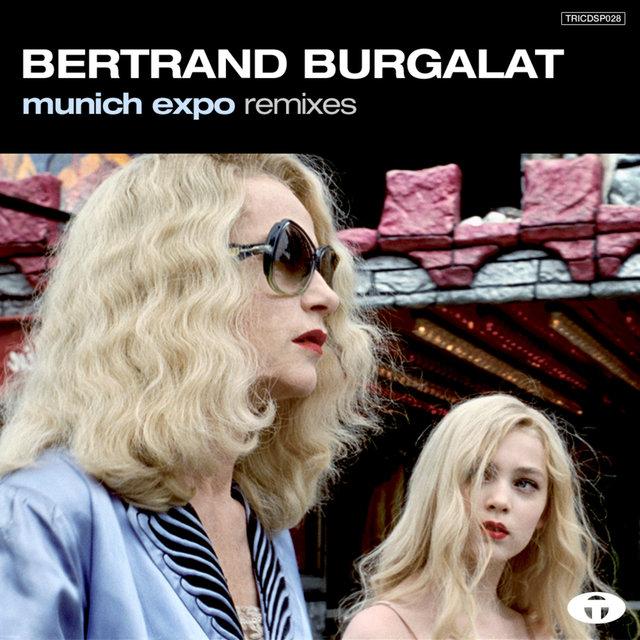 Couverture de Munich Expo Remixes
