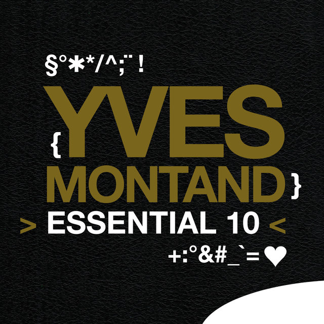 Yves Montand: Essential 10