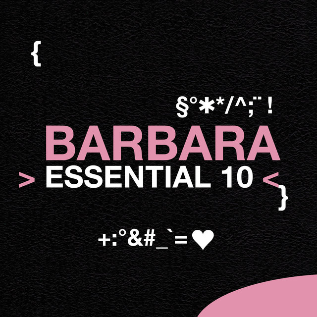 Barbara: Essential 10