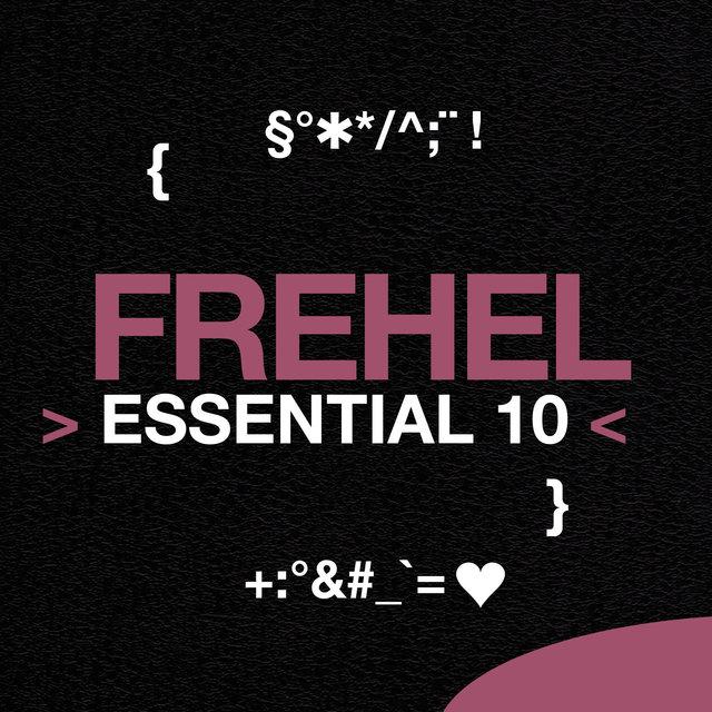 Couverture de Frehel: Essential 10