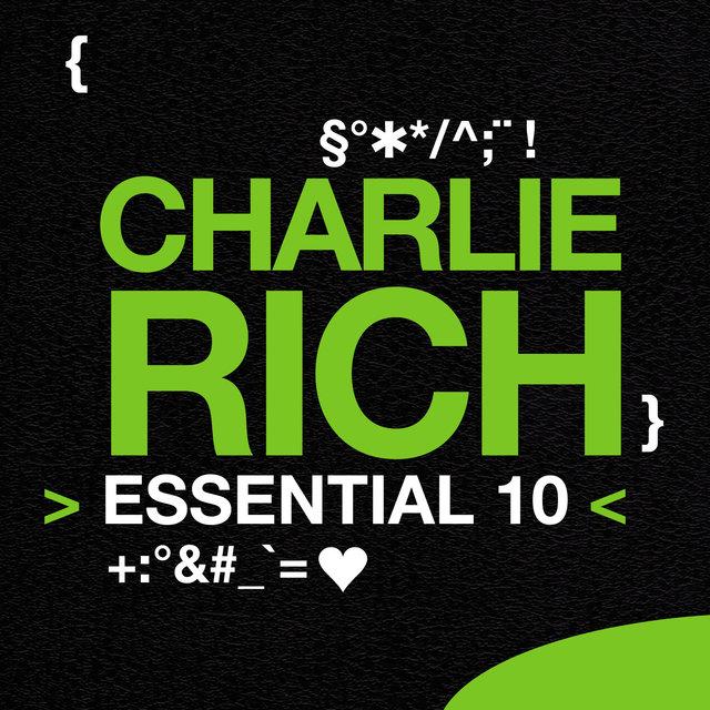 Charlie Rich: Essential 10