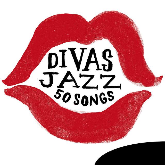 Couverture de Divas Jazz - 50 Songs