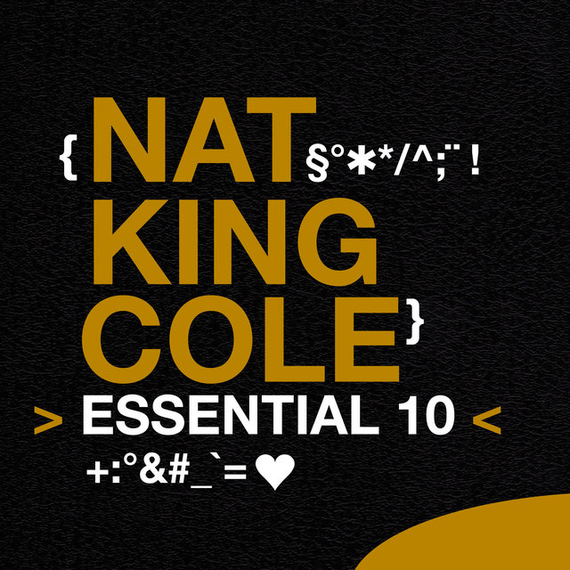 Nat King Cole: Essential 10