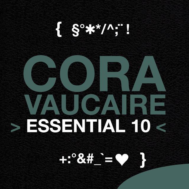 Couverture de Cora Vaucaire: Essential 10