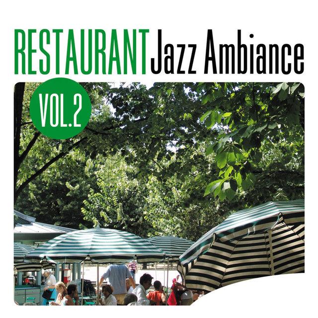 Couverture de Restaurant Jazz Ambiance Vol.2