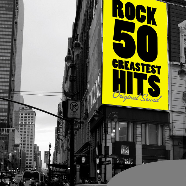 Rock 50 Greatest Hits (Original Sound)