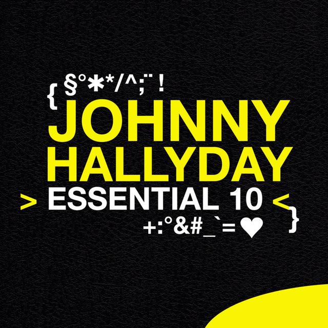 Johnny Hallyday: Essential 10