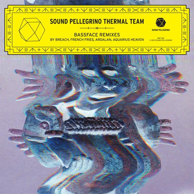 Couverture de Bassface Remixes - EP
