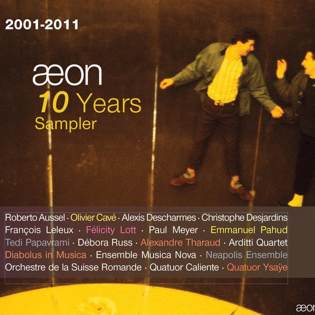 Aeon 10 Years Sampler (2001-2011)