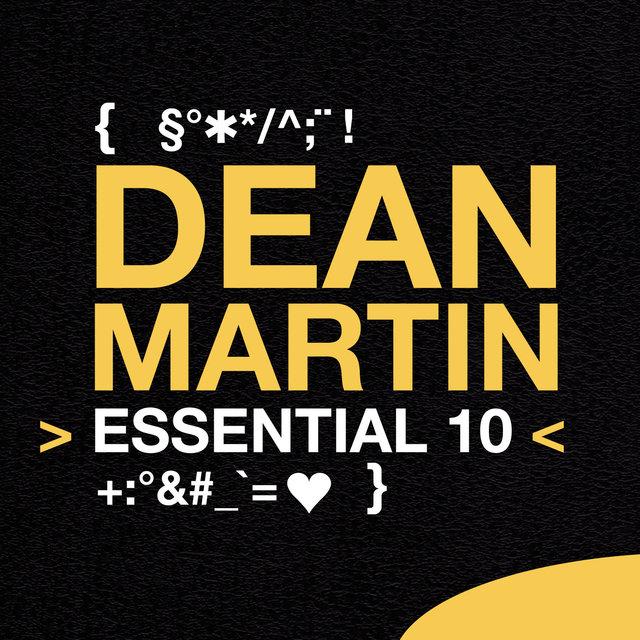 Dean Martin: Essential 10