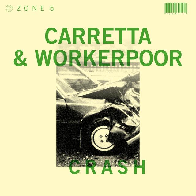 Couverture de Zone 5: Crash