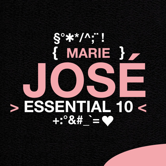 Couverture de Marie José: Essential 10