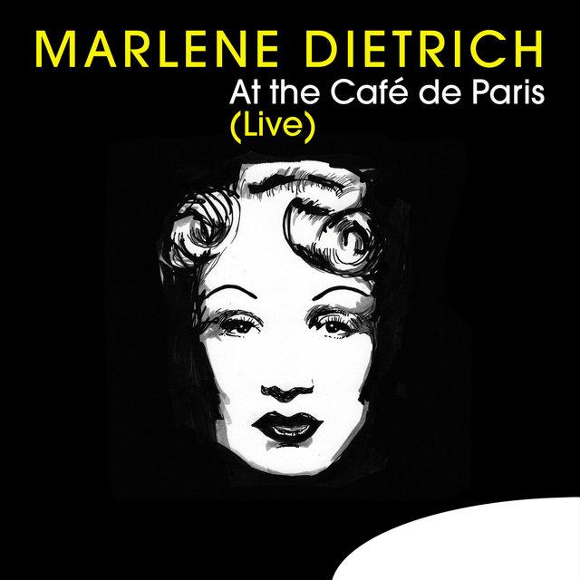 Couverture de At the Café de Paris (Live)