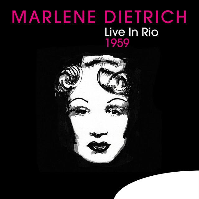 Couverture de Live In Rio 1959