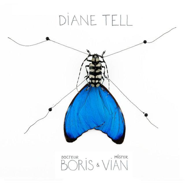 Couverture de Docteur Boris & Mister Vian