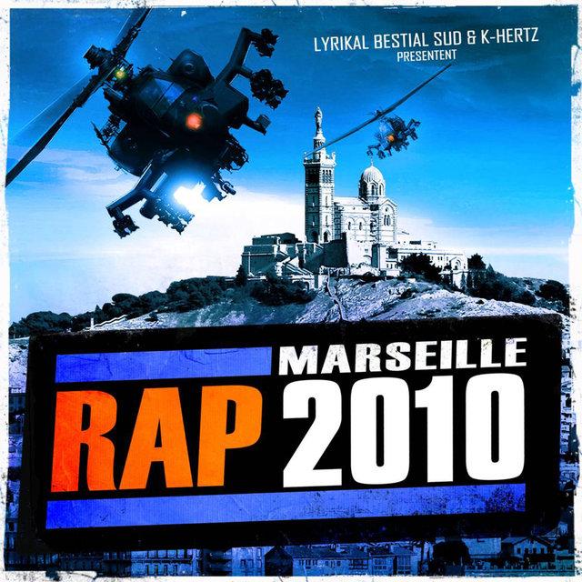 Couverture de Marseille Rap 2010