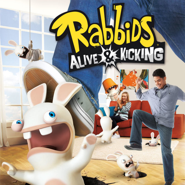 Raving Rabbids: Alive and Kicking (Original Game Soundtrack)