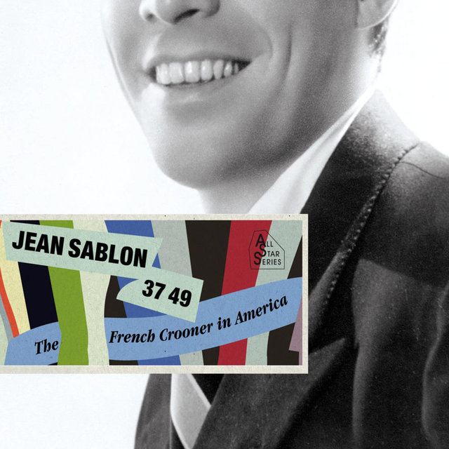 Couverture de Saga All Stars: The French Crooner in America 1937-1949