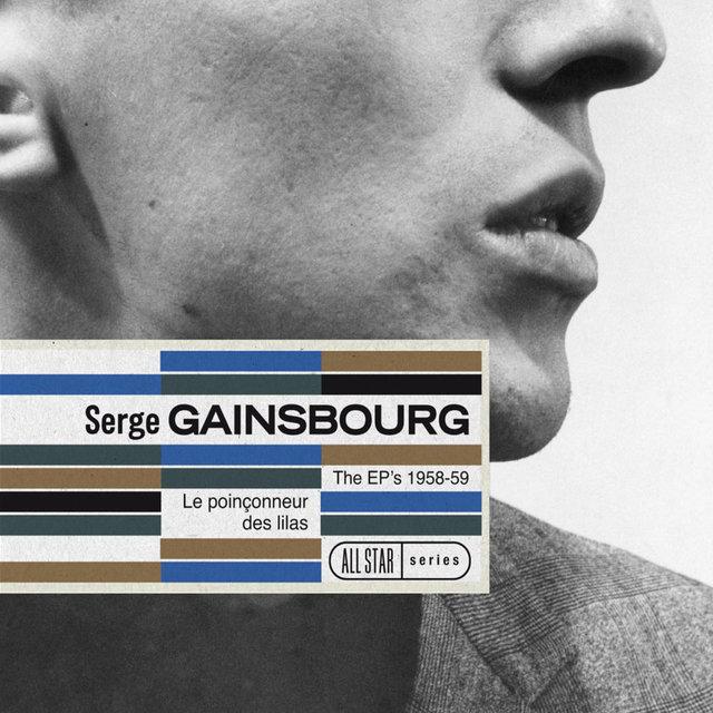 Couverture de Saga All Stars: Le poinçonneur des Lilas / The EP's 1958-1959
