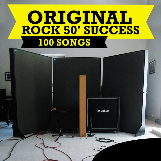 Original Rock 50' Success - 100 Songs