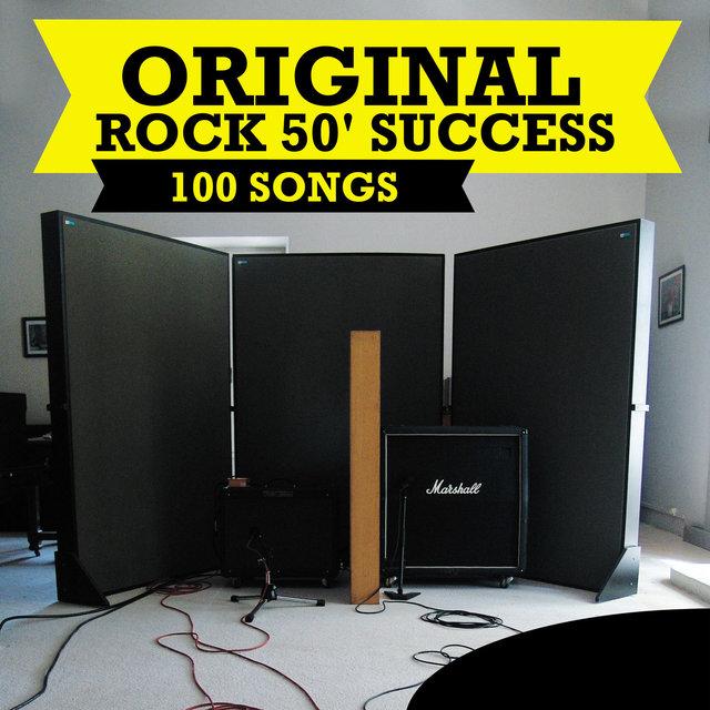 Couverture de Original Rock 50' Success - 100 Songs