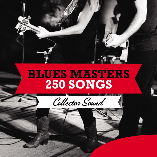 Blues Masters 250 Songs (Collector Sound)