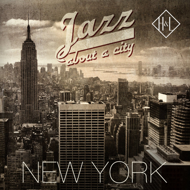 Couverture de H&L: Jazz about a City, New York