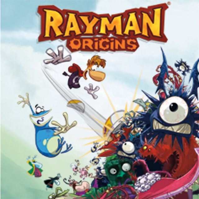 Rayman Origins (Original Game Soundtrack) [Billy Martin Selection]