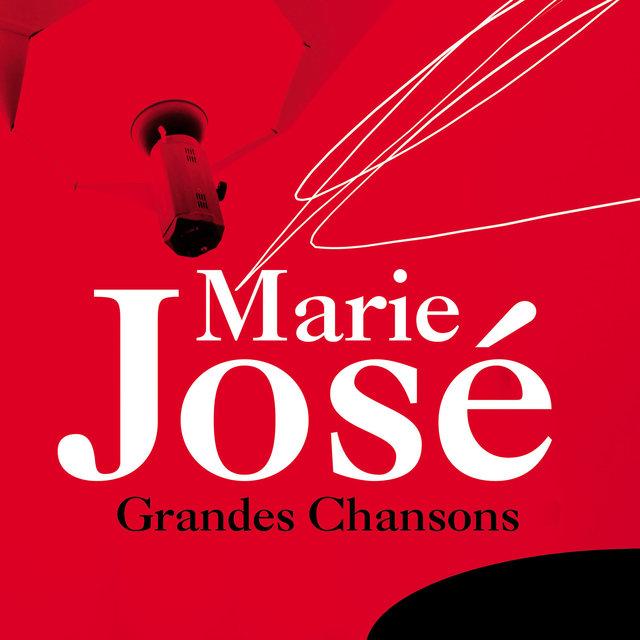 Couverture de Marie José: Grandes chansons