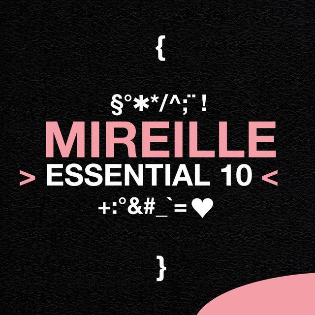 Couverture de Mireille: Essential 10