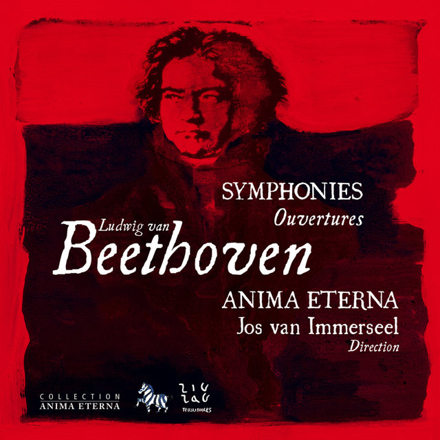 Beethoven: Symphonies & Ouvertures, Vol. 3