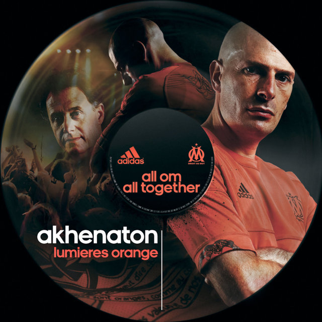 Lumières orange (single officiel du nouveau maillot Third de l'OM)