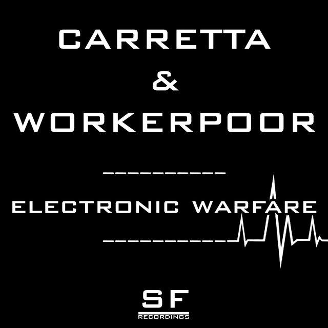 Couverture de Electronic Warfare - EP