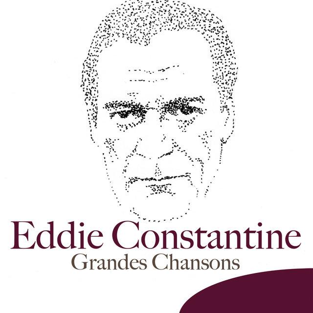 Couverture de Eddie Constantine: Grandes Chansons