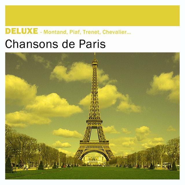 Couverture de Deluxe: Chansons de Paris