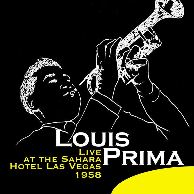 Couverture de Live at the Sahara Hotel (Las Vegas) [1958]