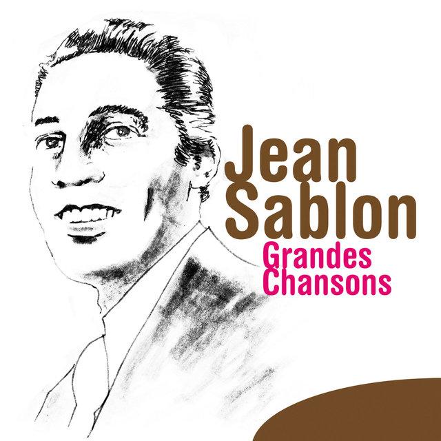 Couverture de Jean Sablon: Grandes chansons