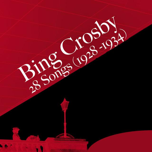 Couverture de 28 Songs (1928 - 1934)