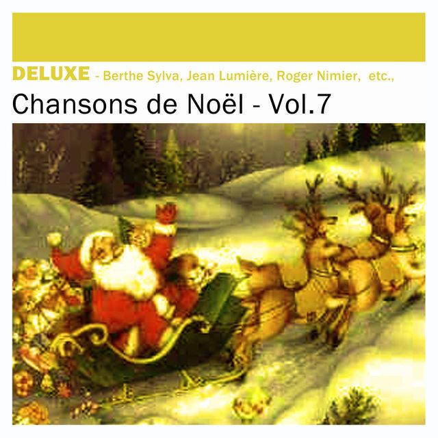 Couverture de Deluxe: Chansons de Noël, Vol.7