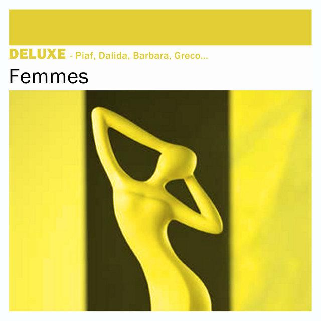 Couverture de Deluxe: Femmes