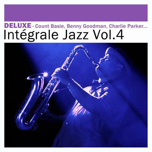 Couverture de Deluxe: Intégrale Jazz, Vol.4