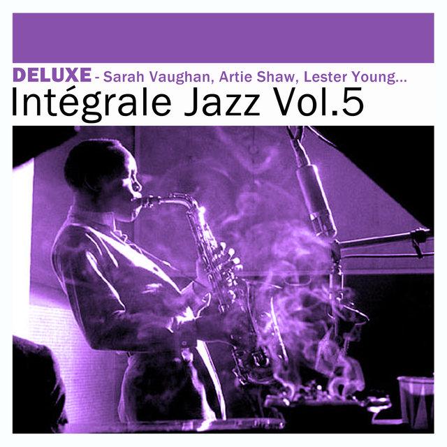 Couverture de Deluxe: Intégrale Jazz, Vol. 5