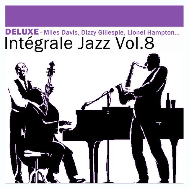 Couverture de Deluxe: Intégrale Jazz, Vol. 8